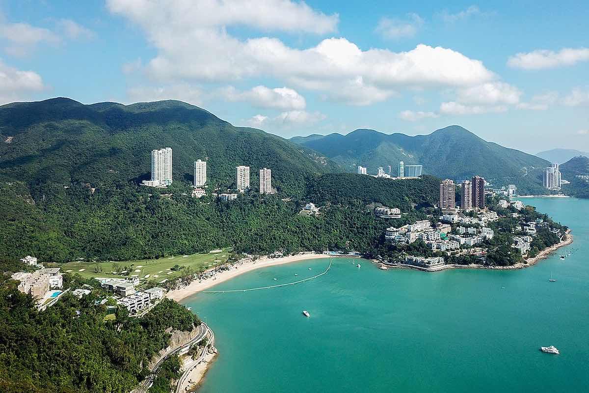 Deep Water Bay Hong Kong