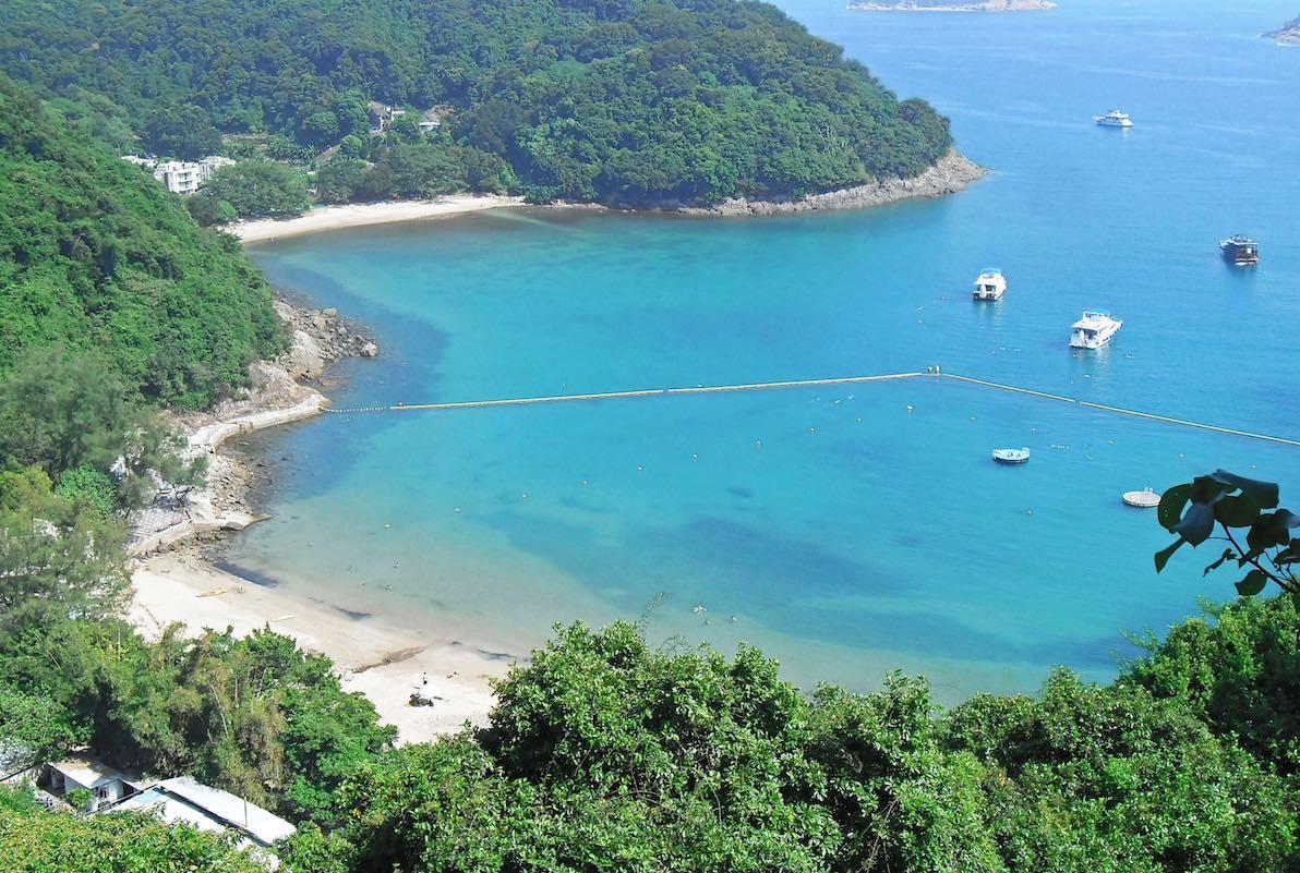 Clear Water Bay First Beach Hong Kong