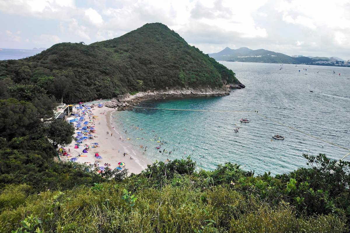 Hap Mun Bay, Hong Kong