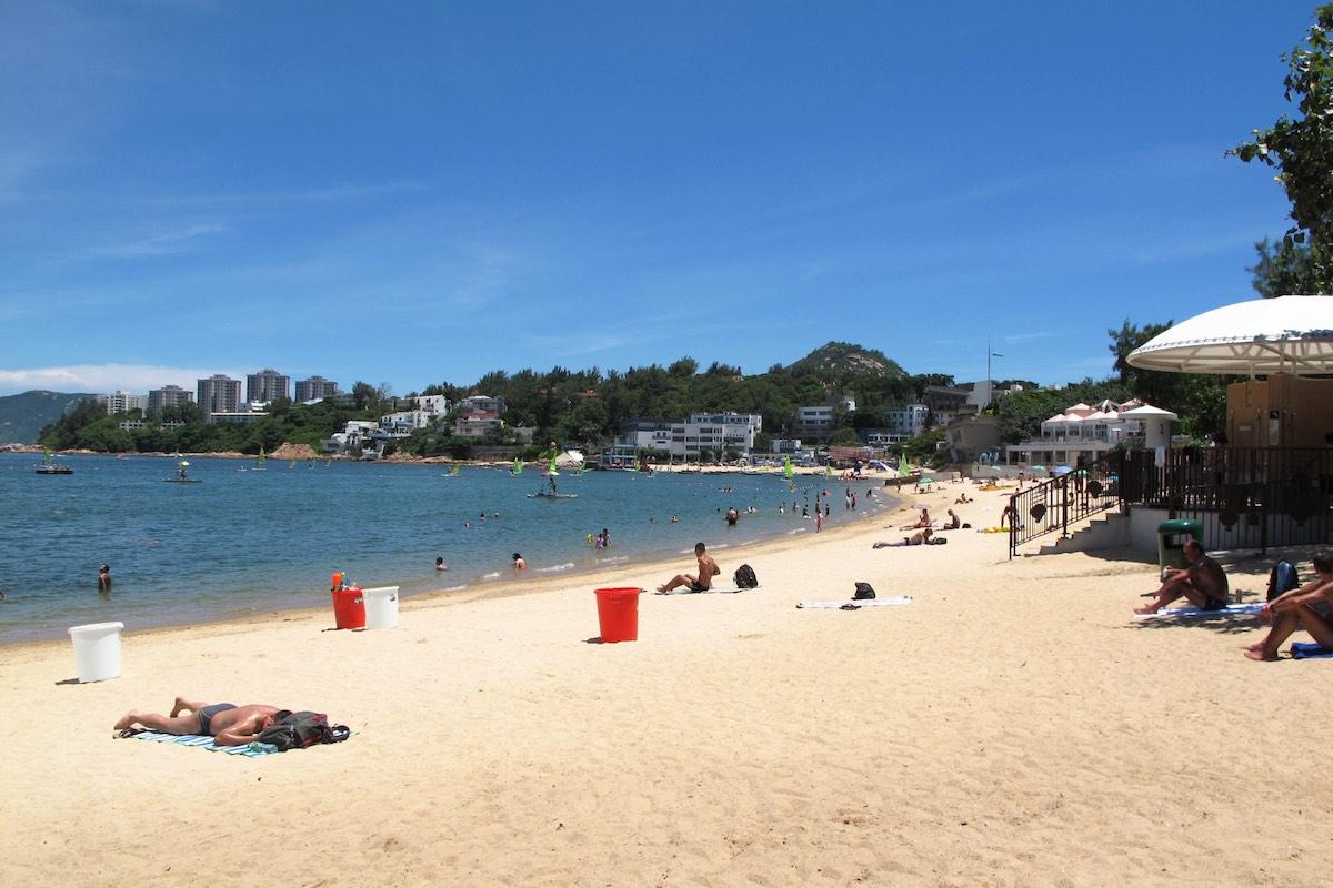Stanley main beach hong kong