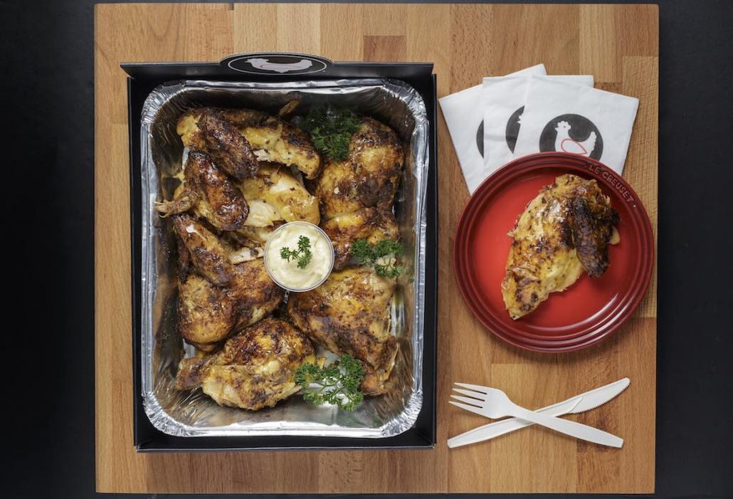 Junk Catering La Rotisserie