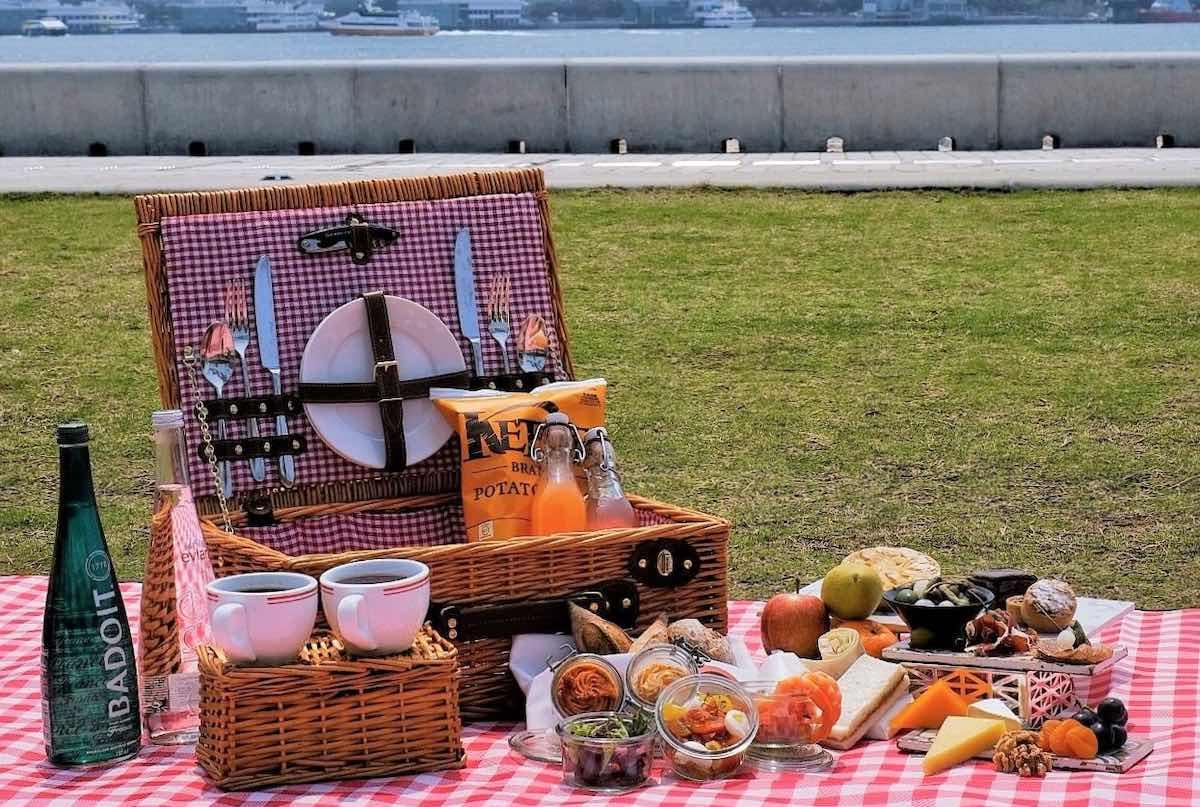 Picnics The Ritz-Carlton picnic basket