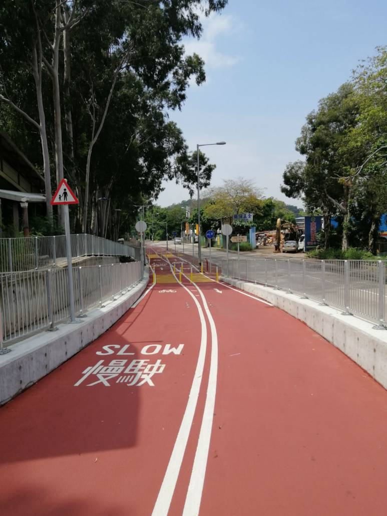New Territories Cycle Network