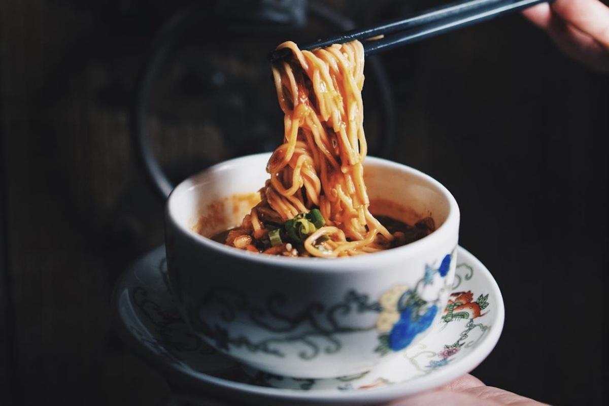 Asian Noodle Guide Hutong Dan Dan Noodles