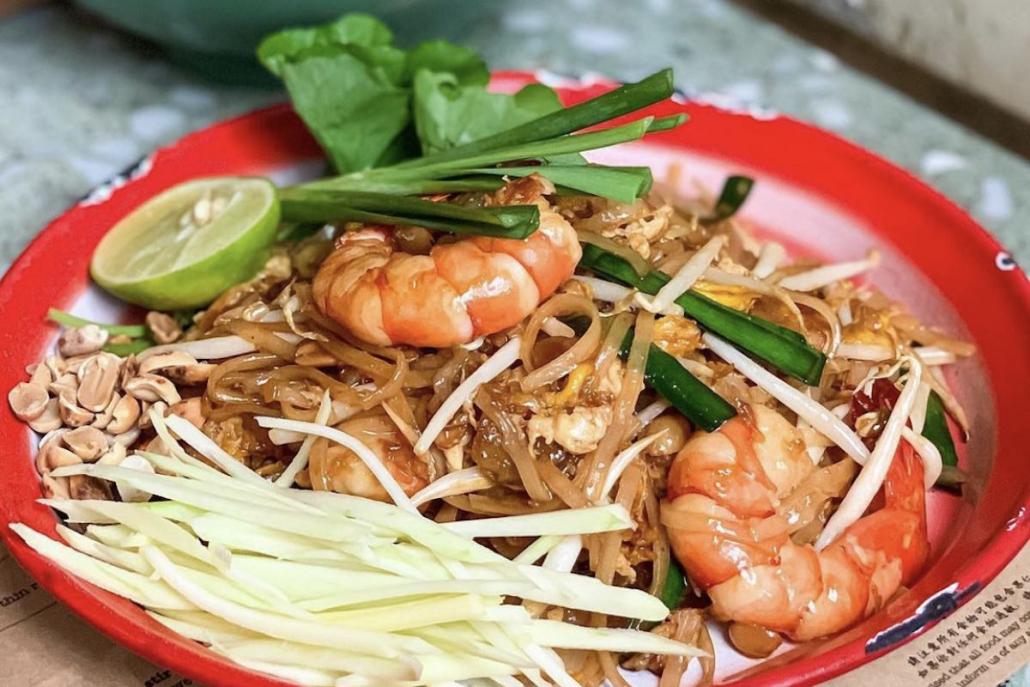 Asian Noodle Guide Samsen pad thai