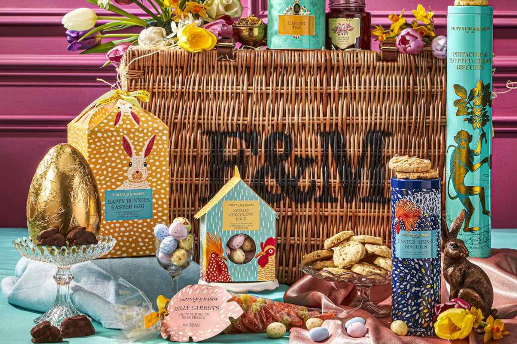 Easter Gift Guide Fortnum & Mason