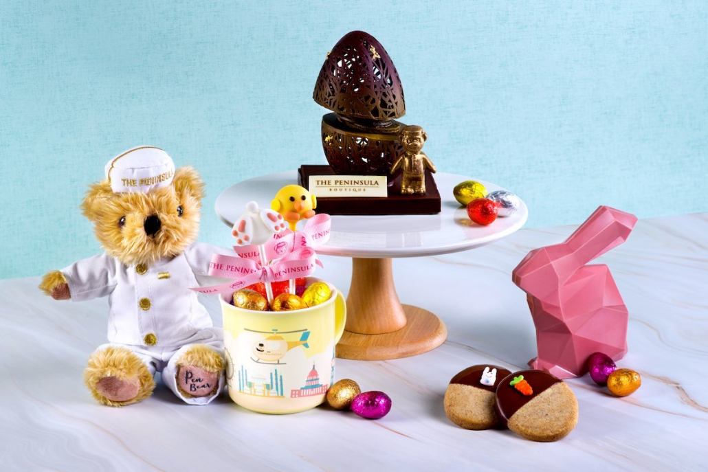 Easter Gift Guide Peninsula Egg-ceptional Easter Collection