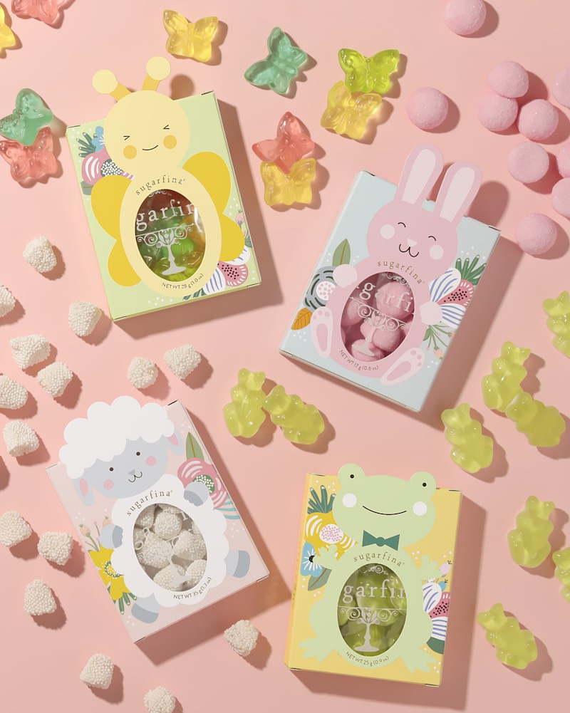 Easter Gift Guide Sugarfina candy