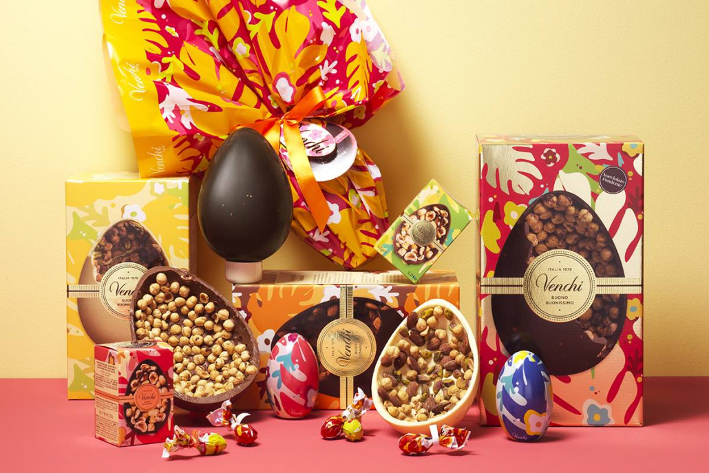 Easter Gift Guide Venchi chocolates