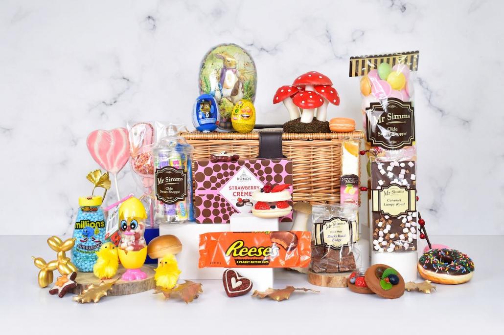 Easter gift guide Mr Simms Easter Holiday Hamper