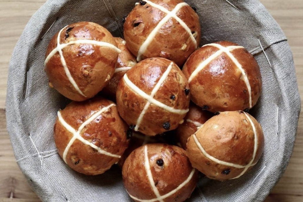 Hot Cross Buns Bakehouse