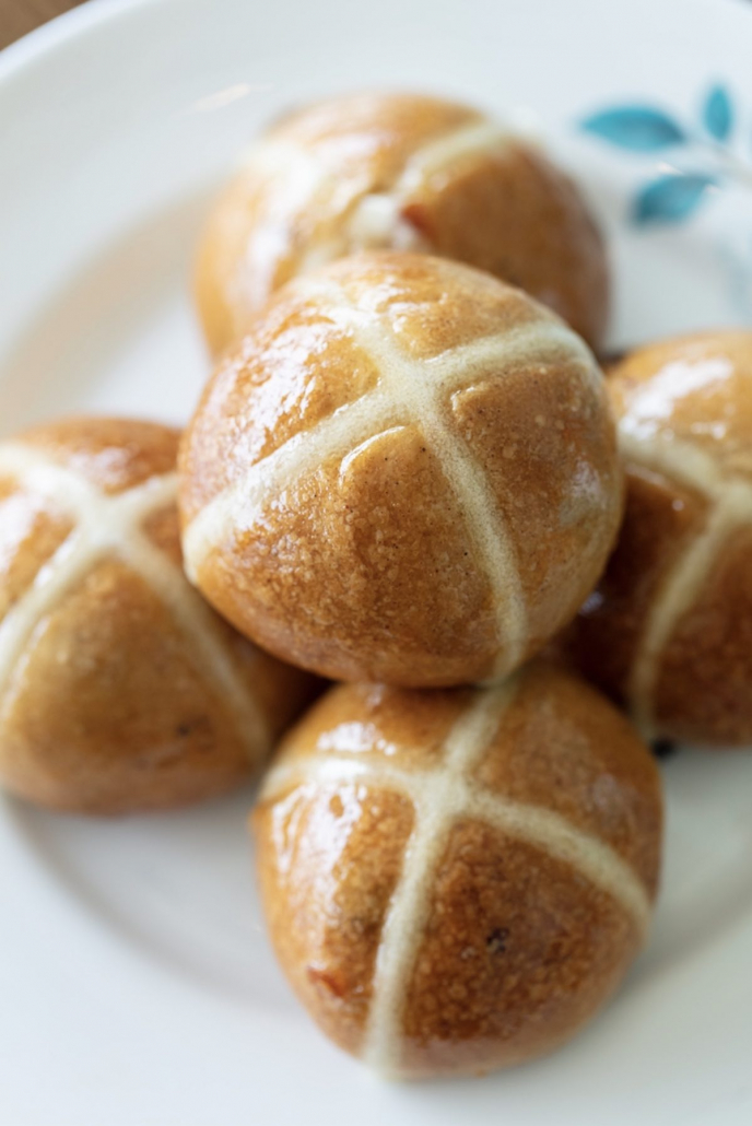 Hot Cross Buns Fortnum & Mason