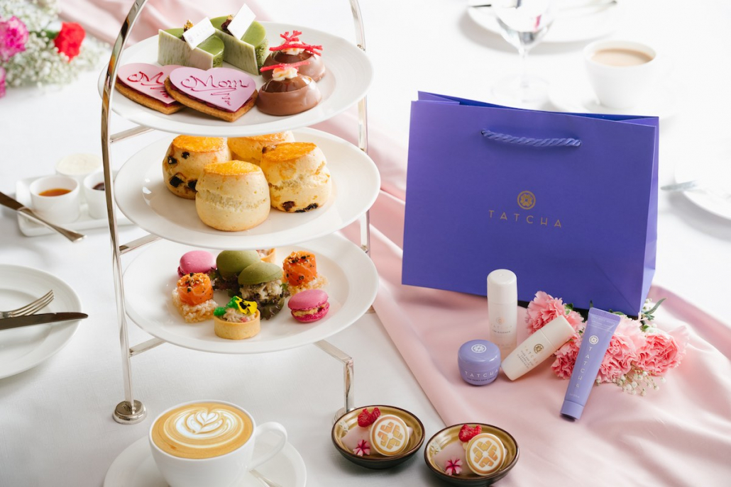 Mother's Day Dining Four Seasons Hotel Hong Kong Tatcha Afternoon Tea