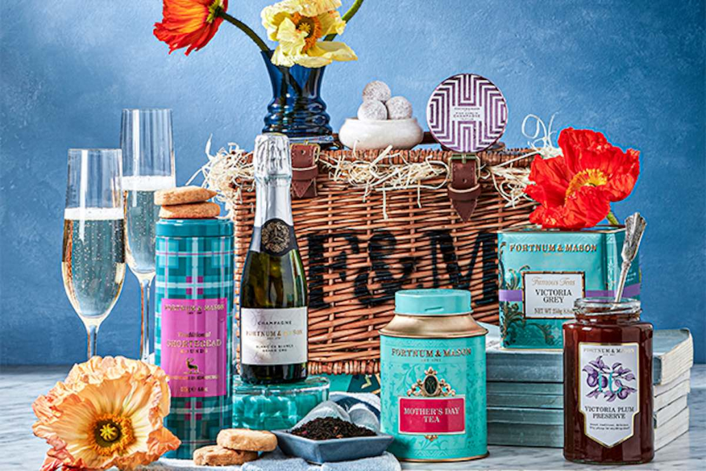Mother's Day Gift Guide Fortnum & Mason