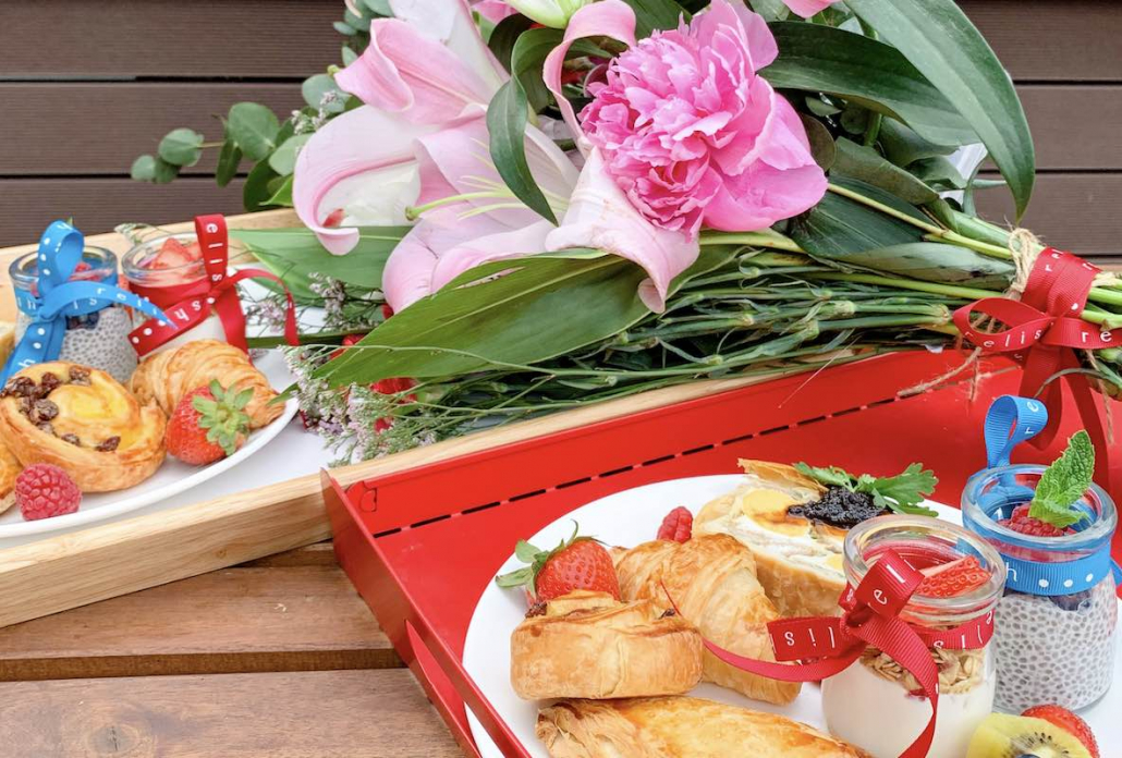 Mother's Day Gift Guide Relish breakfast in bed