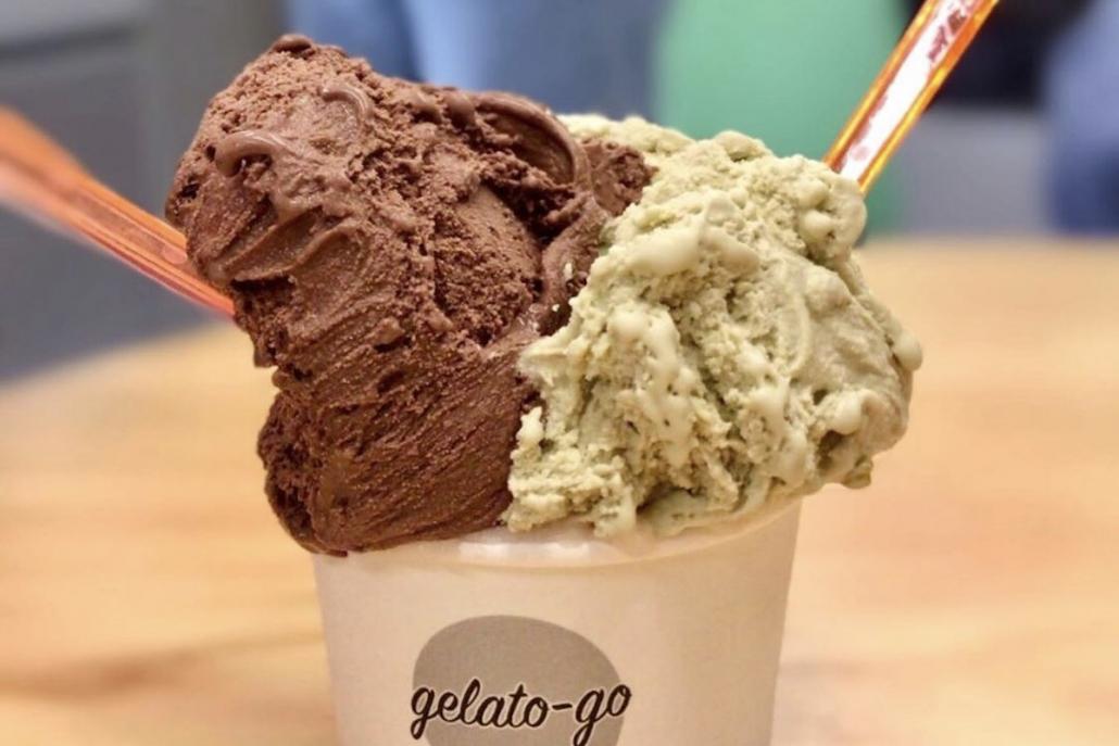 Ice Cream gelato-go